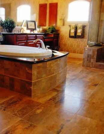 Stone Installation Flooring Express